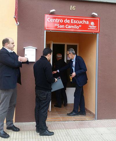 Los Religiosos Camilos promueven un nuevo Centro de Escucha en la Diócesis de Sigüenza – Guadalajara