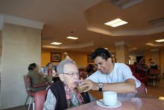 """Comienza el curso """"La atención humana a la persona mayor en residencias"""""""