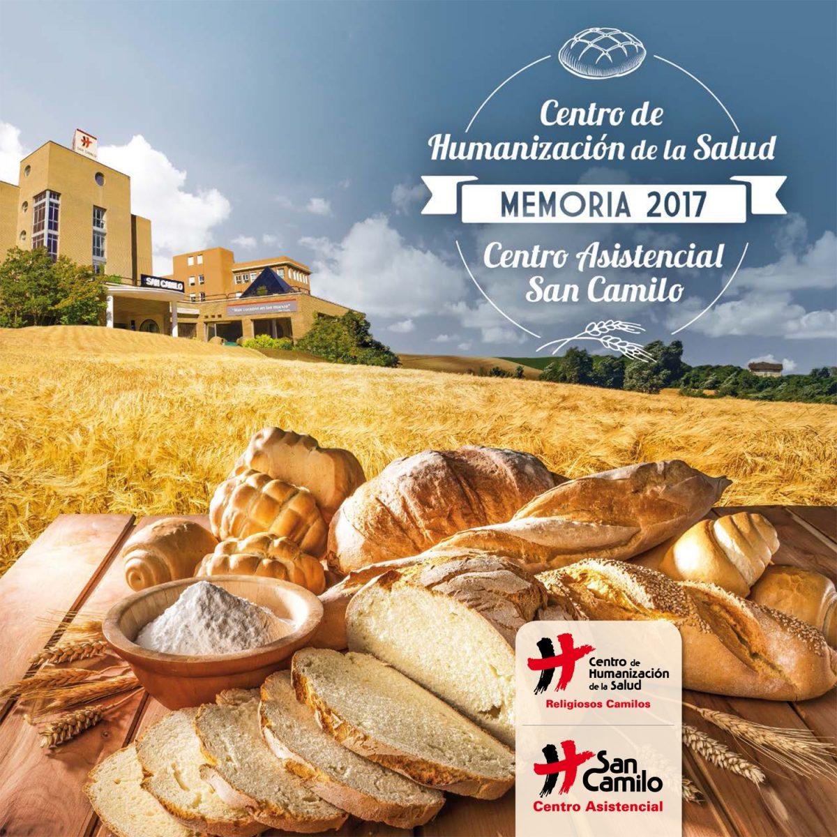 El Centro San Camilo, de los religiosos Camilos presenta sus Memorias 2017