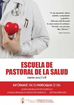 Novedades en Pastoral de la Salud en Madrid