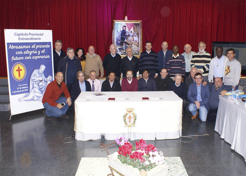 Reunión abierta de los Religiosos Camilos de la Provincia Española