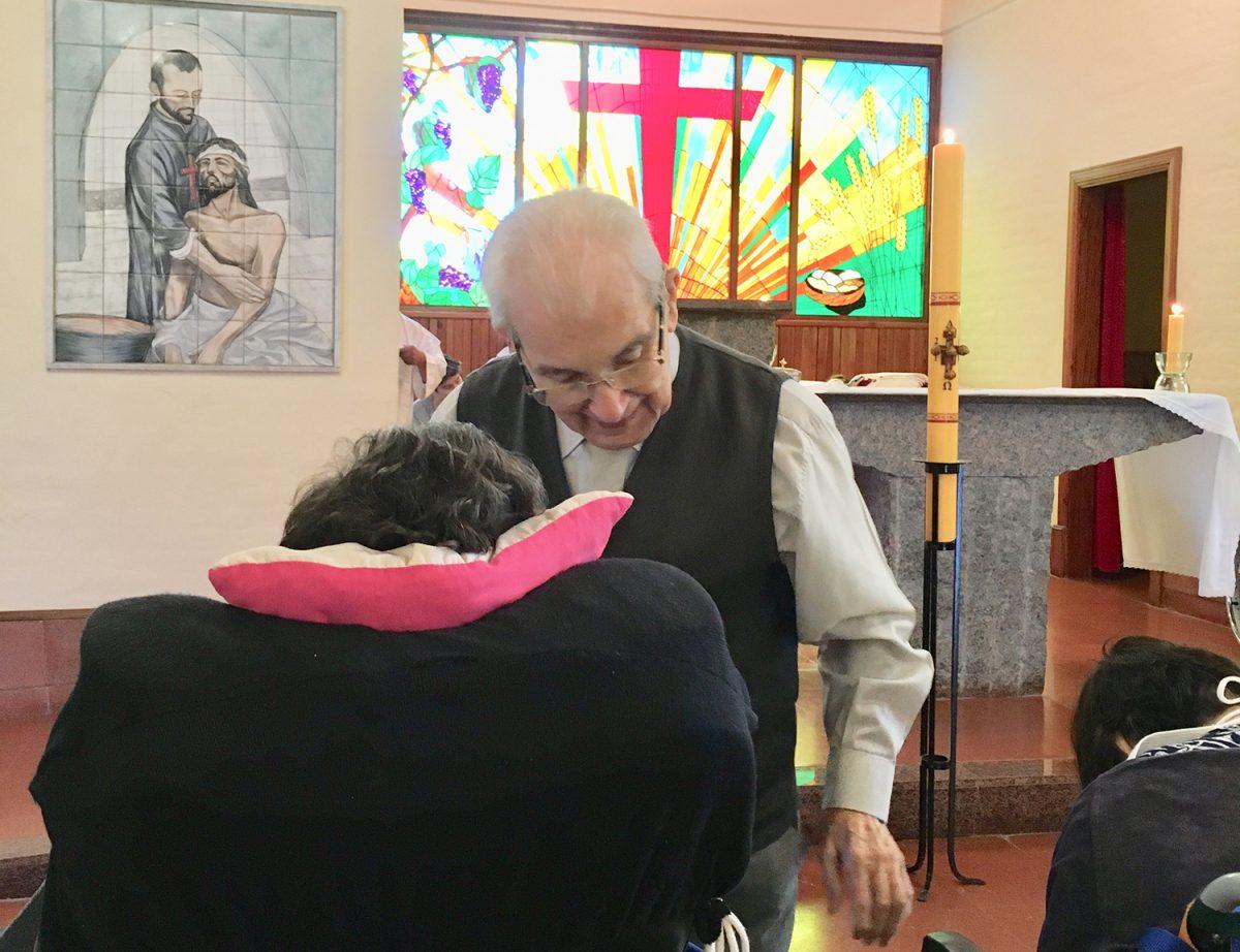 Fallece el Padre Martín Puerto Molina