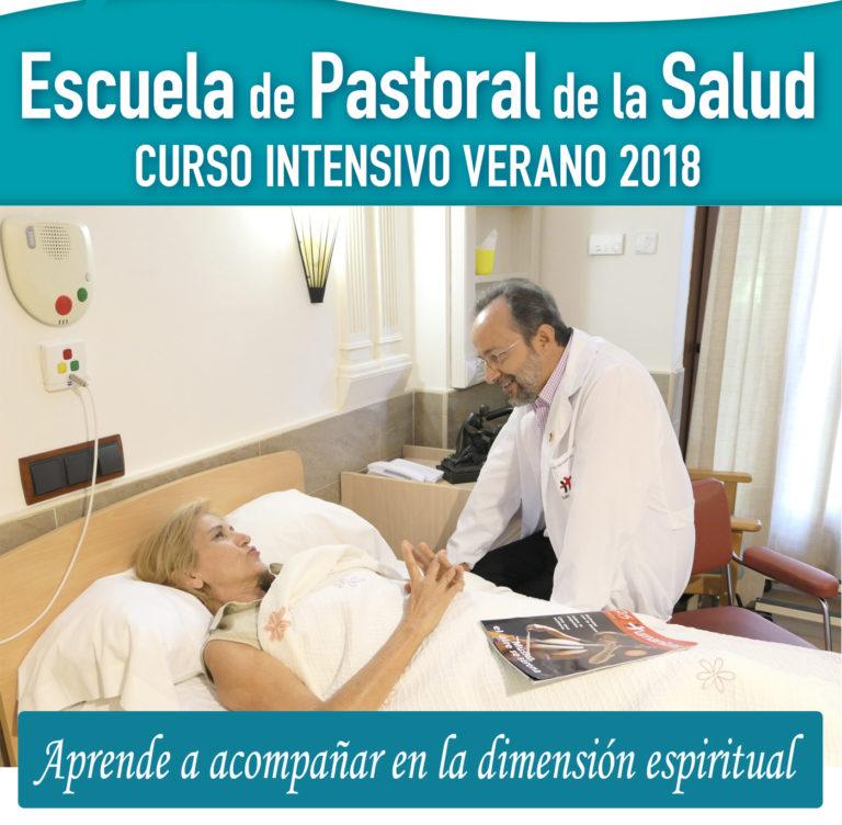 Nueva edición del curso de Pastoral de la Salud.