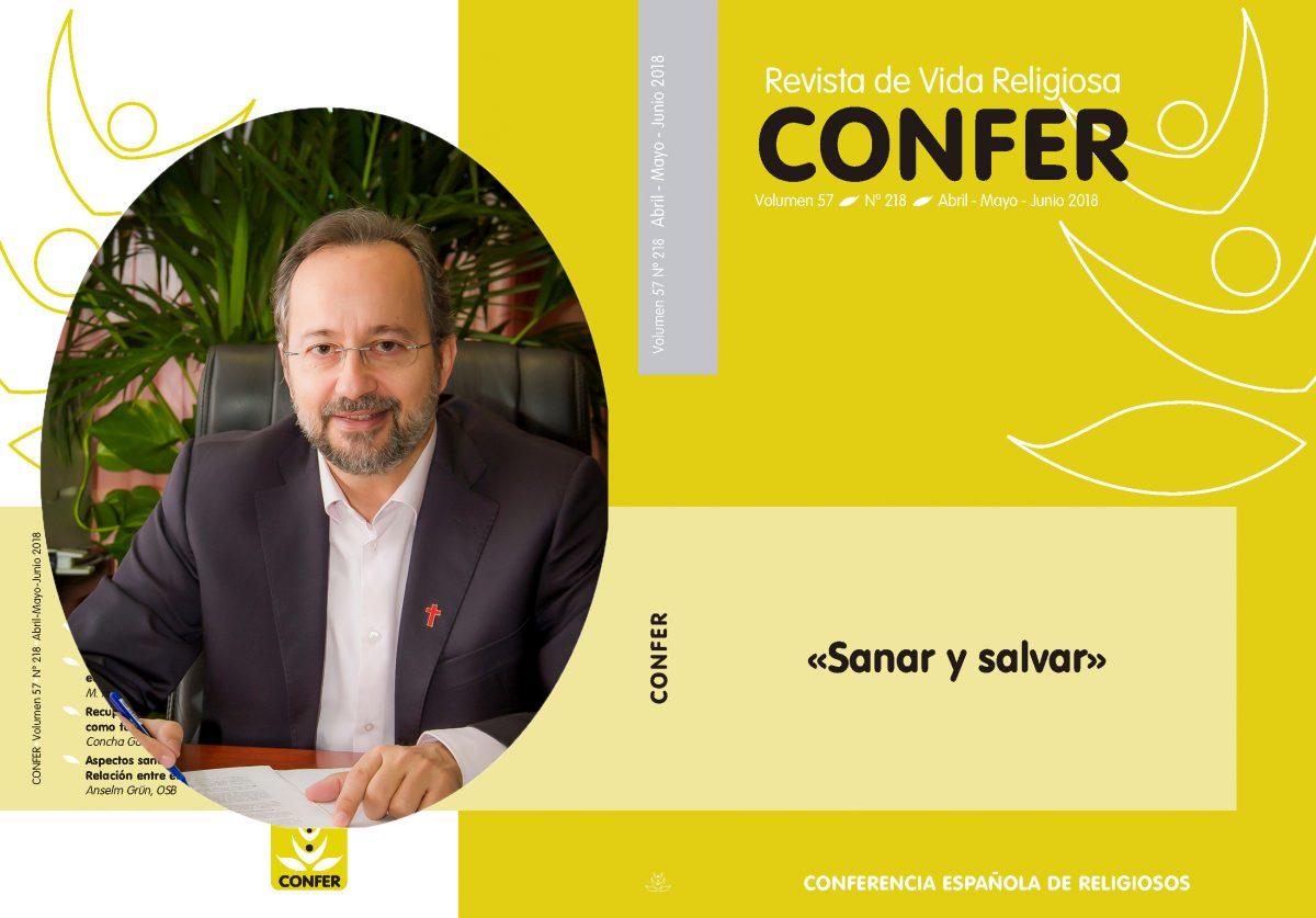Artículo de José Carlos Bermejo en la Revista CONFER