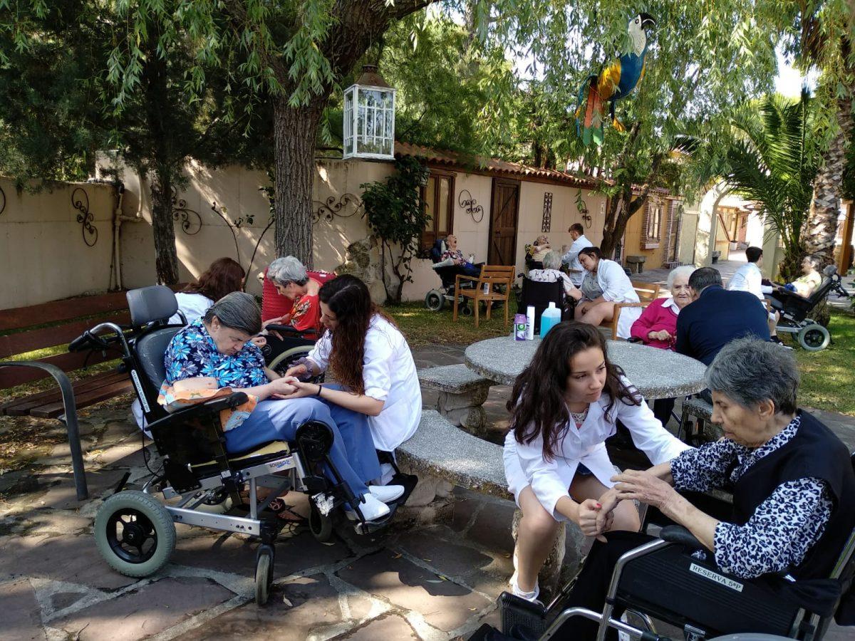 Campo de verano en San Camilo