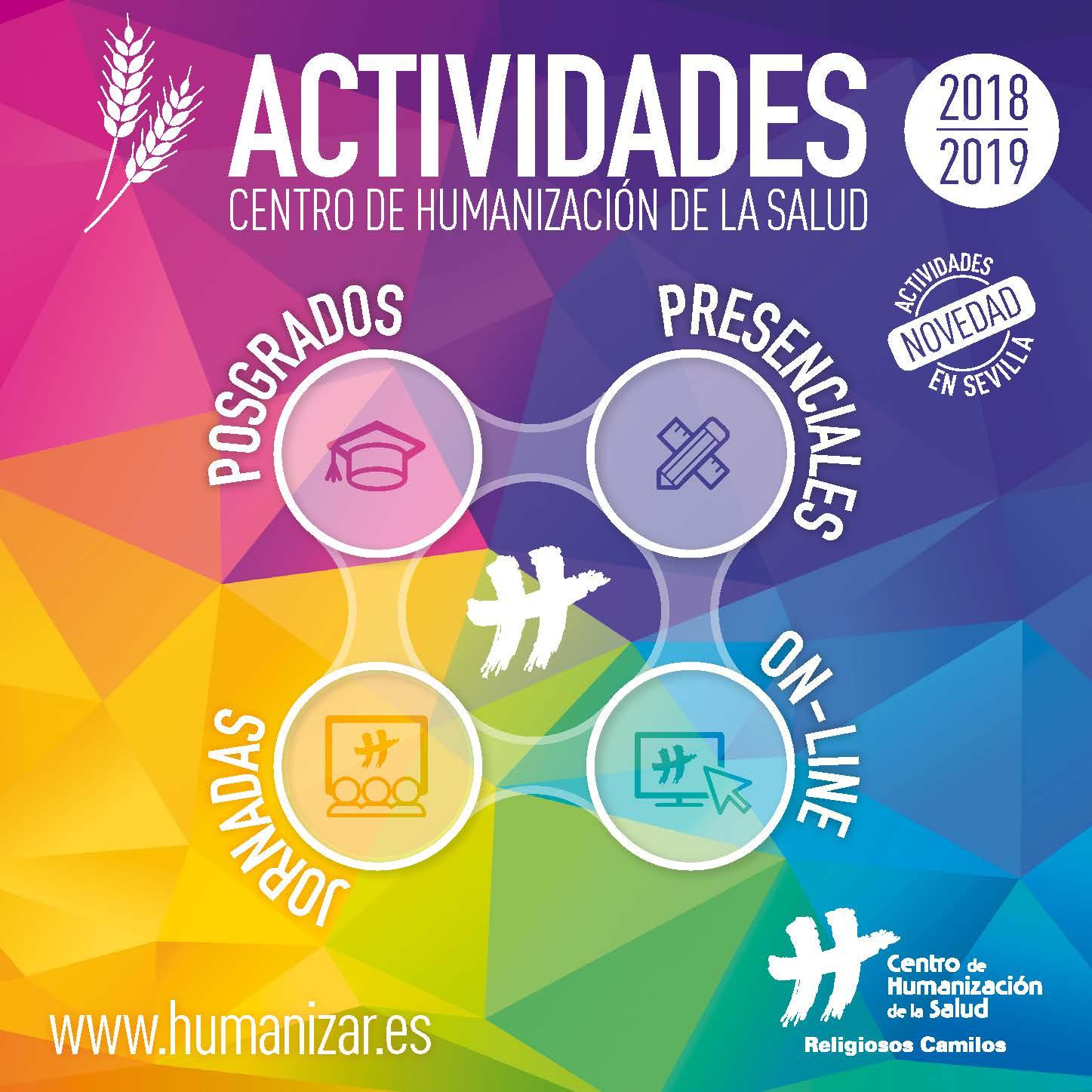 Formación del Centro de Humanización de la Salud