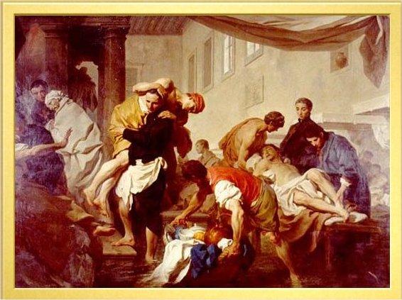 Celebración de la Fiesta de los Mártires de la Caridad