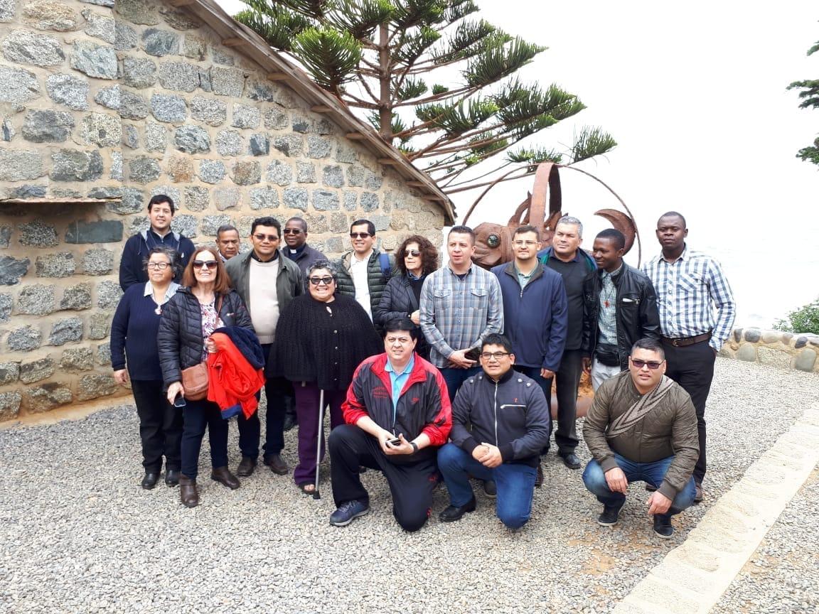 XXI Encuentro Panamericano de formadores y animadores vocacionales en Chile
