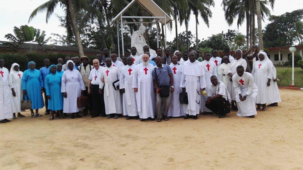 Mensaje del Superior General a la nueva Provincia de Benín-Togo de los religiosos Camilos.