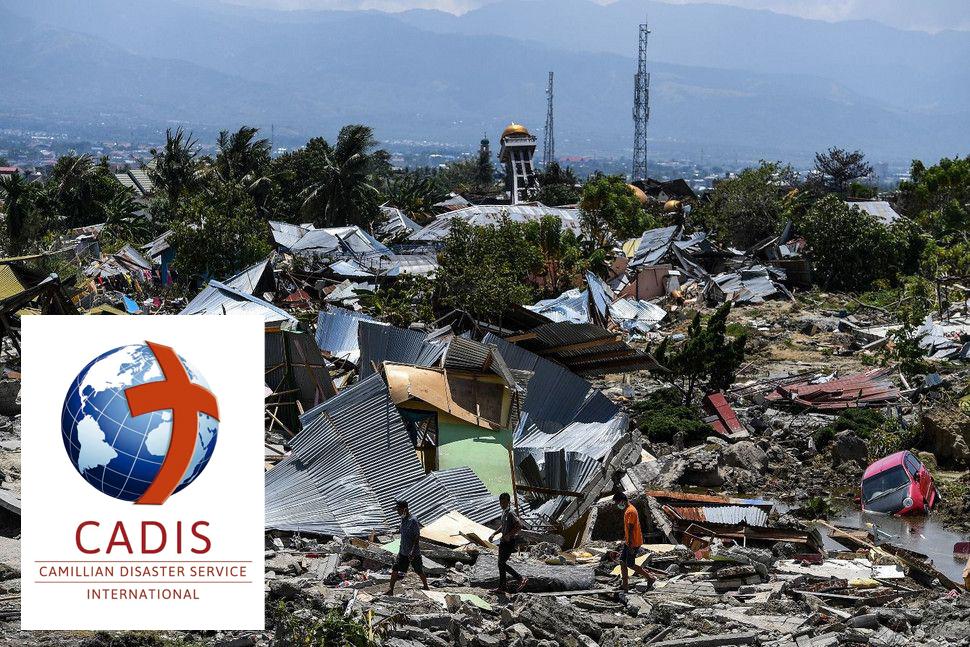 CADIS: Comprometidos con los damnificados del tsunami de Indonesia