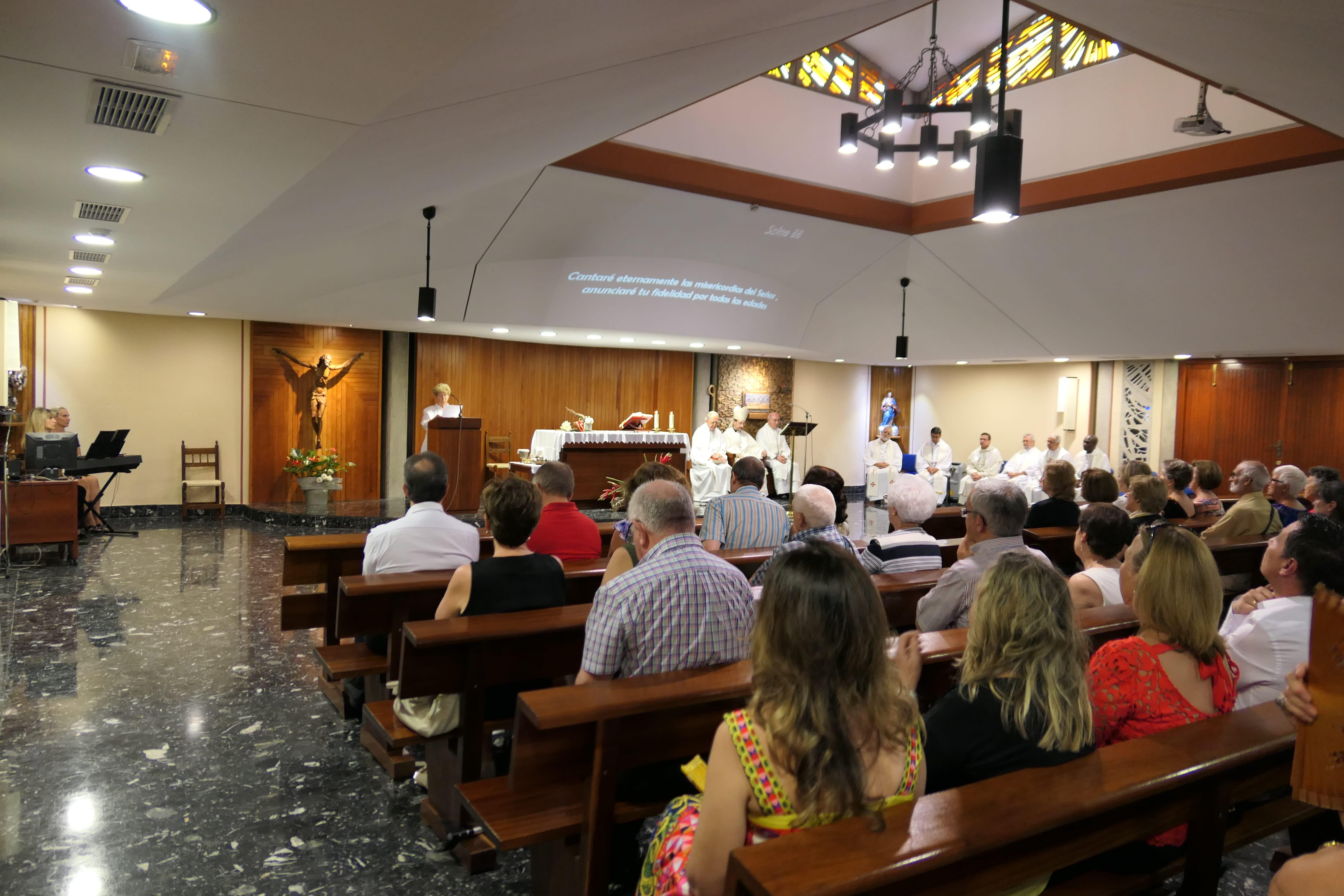 capilla san camilo