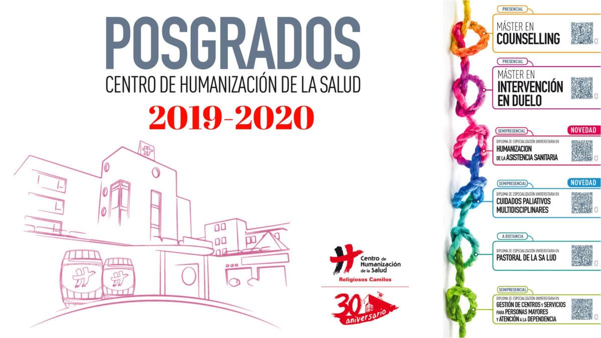 posgrados Centro de Humanización de la Salud